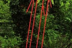 zeit-der-schamanenzeichen-2holzfarbehöhe-260cm2019